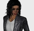 MJ 3D - michael-jackson photo