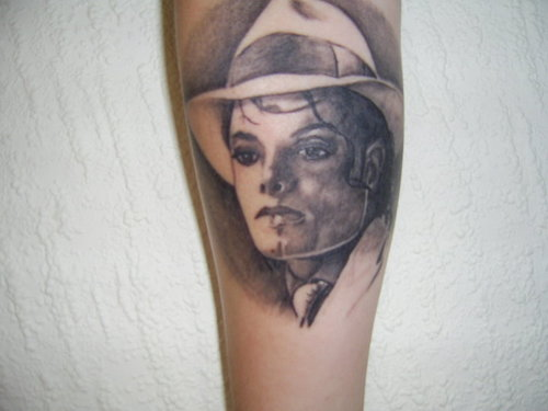 MJ TATTOO