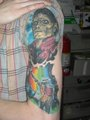 MJ TATTOO - michael-jackson photo
