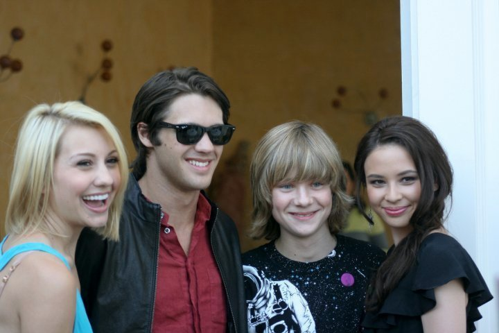 Malese Jow facebook - the-vampire-diaries photo
