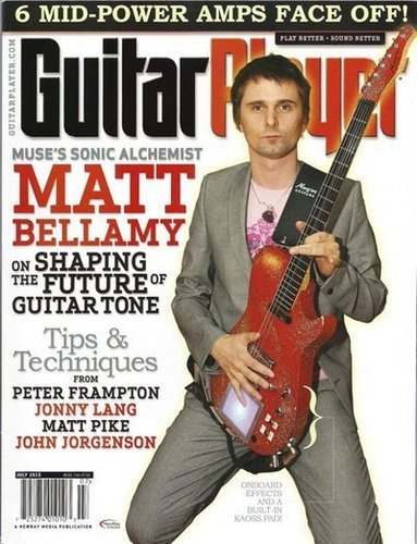 Matthew Bellamy achtergrond titled Matthew Bellamy