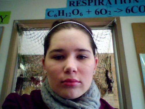 Me at school!