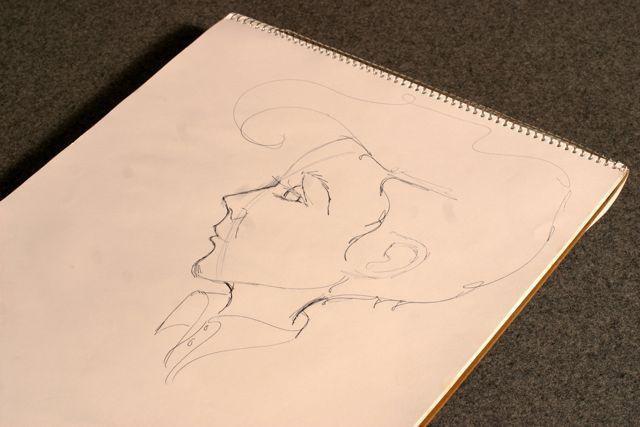 Mike's Drawings!