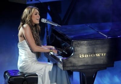 Miley Cyrus in konser