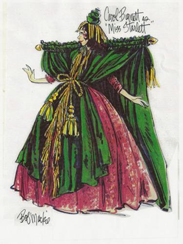 Miss Starlett's Dress ubunifu