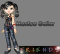 Monica Geller Anmated - friends fan art