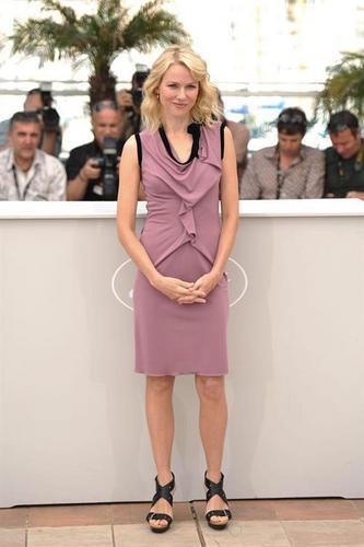 "Naomi @ ""Fair Game"" Cannes Photocall - May 20"