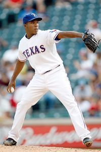 Neftali Feliz - texas-rangers Photo