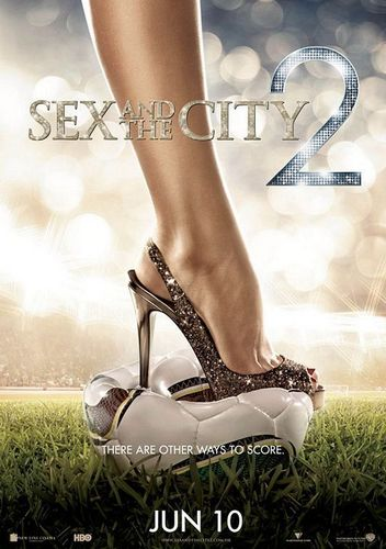 New Promo Poster Sex and the City 2
