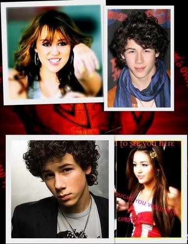Nick & Miley