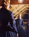 On The Set - Cold Mountain