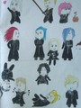 Organization XIII Chibis!! XD - kh-organization-xiii fan art
