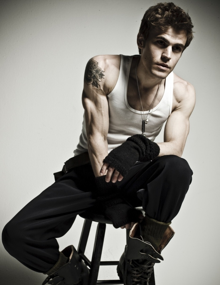Paul Wesley Photo Shoot - the-vampire-diaries photo