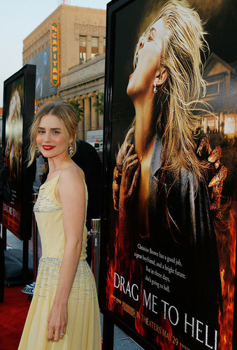 "Premiere Of Universal Pictures' ""Drag Me To Hell"" - Arrivals May 12th 2009"