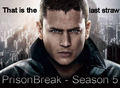 Prison Break - season 5 - Michael Scofield
