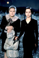 Pugsley and Wednesday Addams - addams-family photo