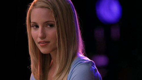 Quinn Fabray - 1x11 - Hairography - quinn-fabray Screencap