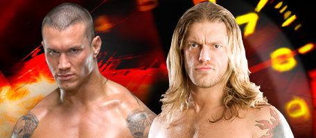 Randy Orton vs Edge