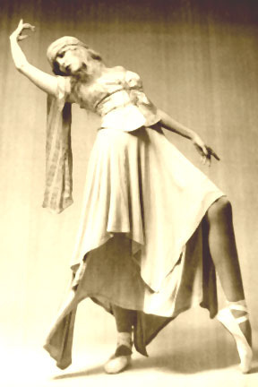 Rare Ballet Photo - stevie-nicks Photo