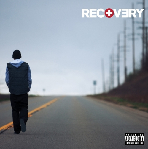 埃米纳姆 壁纸 titled Recovery Album Cover