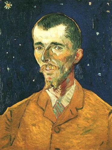봉고차, 반 Gogh Portrait