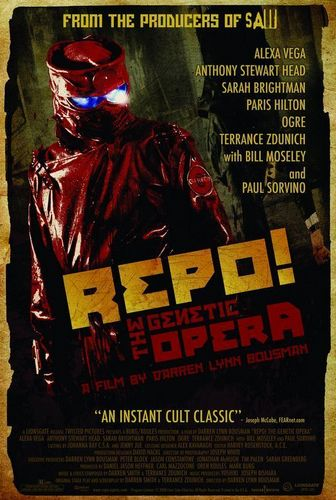 Repo! The Genetic Opera wallpaper entitled Repo! The Genetic Opera