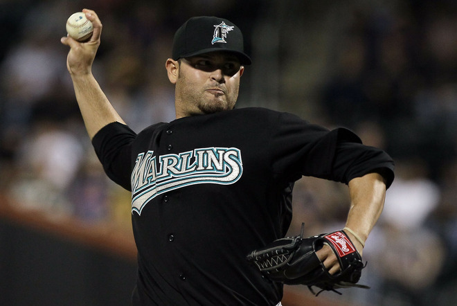 Florida Marlins Images Ricky Nolasco Wallpaper And Background Photos