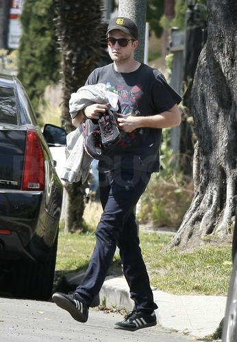 Rob In LA Yesterday