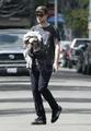 Rob In LA Yesterday - twilight-series photo