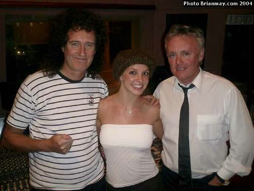 Roger,Brian ,Britney