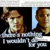 Wincest litrato entitled Sam & Dean