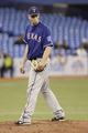 Scott Feldman - texas-rangers photo