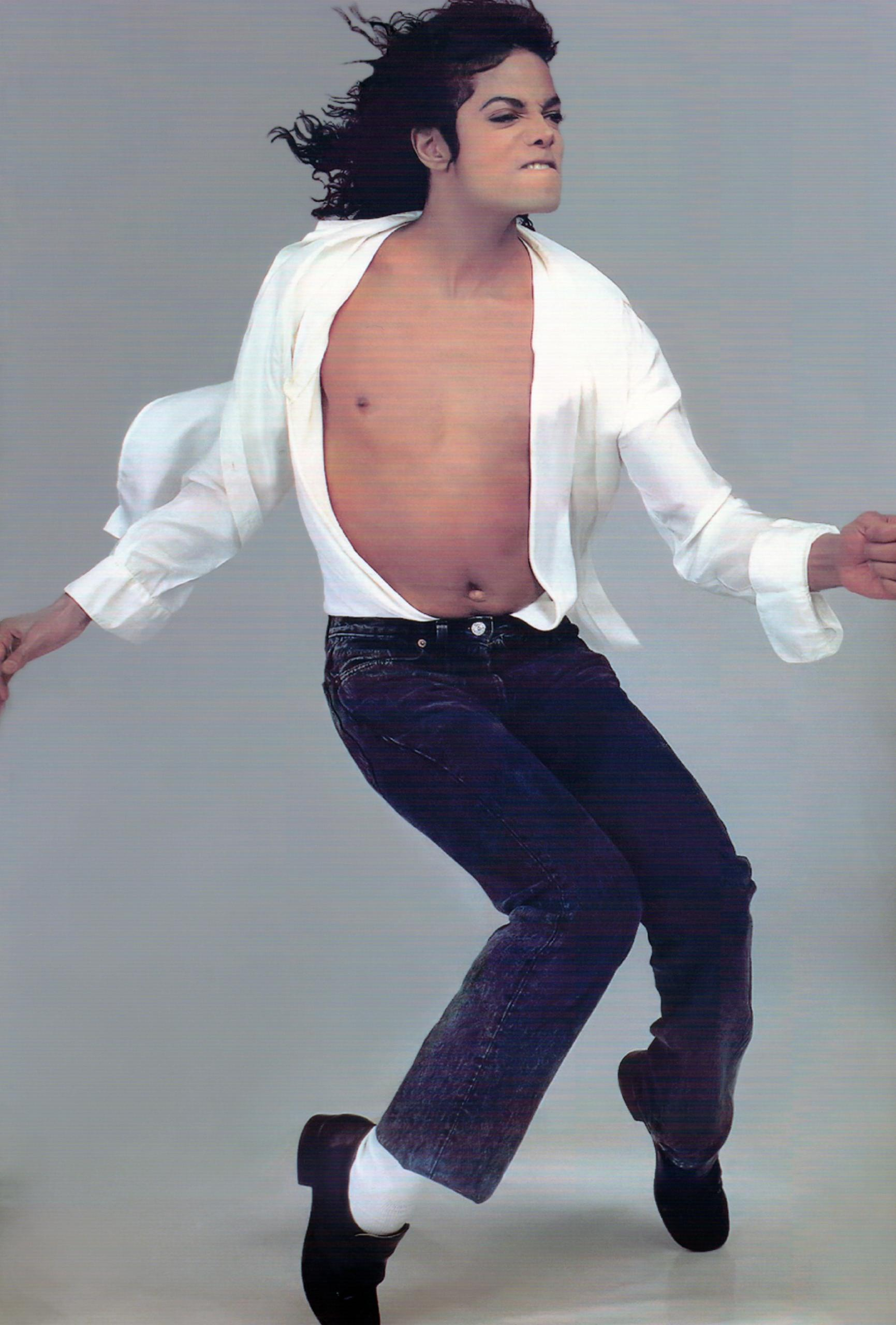 MICHAEL JACKSON SEXY