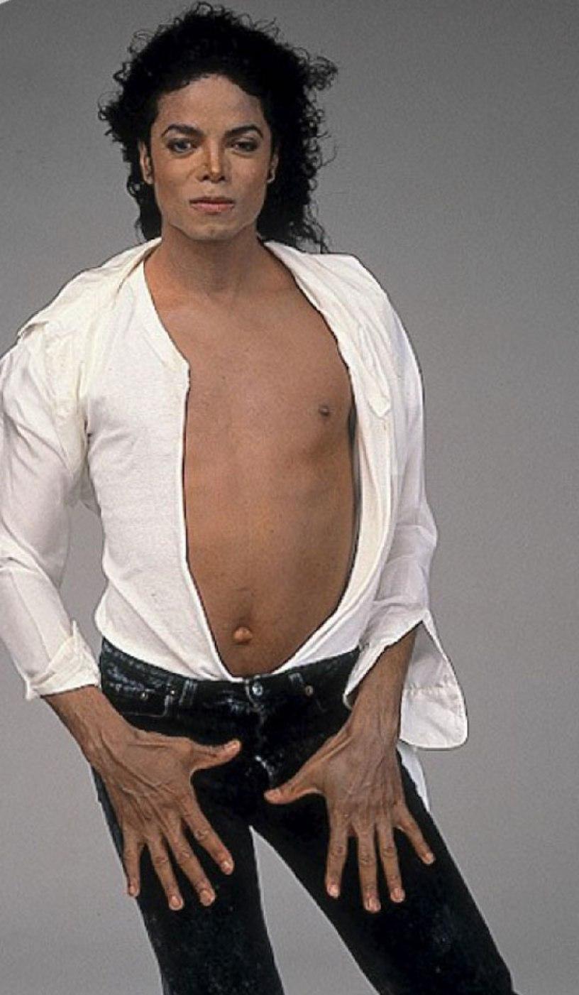 Sexy pics of michael jackson