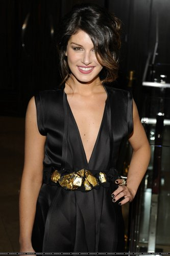 Shenae@Alliance For Women In Media's 2010 Gracies Awards(25/5/2010)