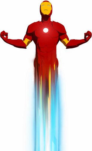 Speedy Iron Man