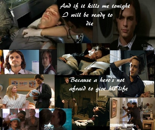 Spencer Reid- Hero