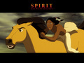 Spirit Stallion of the Cimarron - spirit-stallion-of-the-cimarron wallpaper