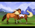 Spirit Stallion of the Cimarron - spirit-stallion-of-the-cimarron fan art