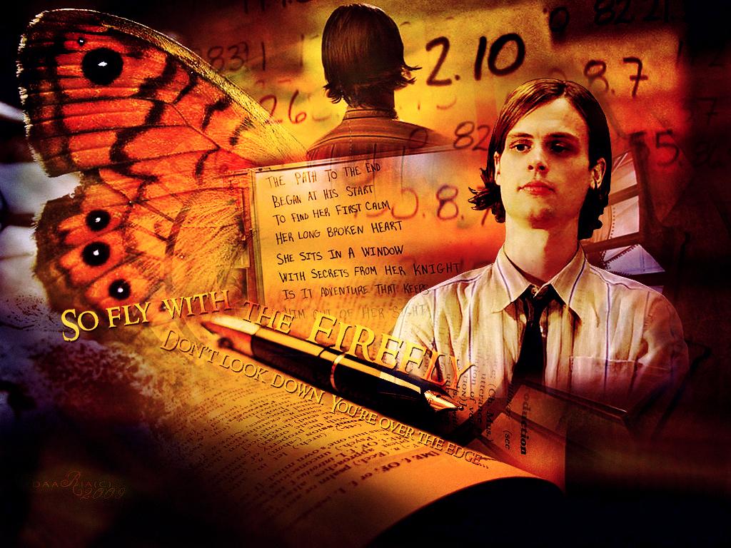 Spencer Reid - Criminal Minds Wallpaper (12438738) - Fanpop