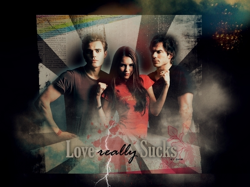 wallpaper vampire diaries. TVD lt;3 - The Vampire Diaries