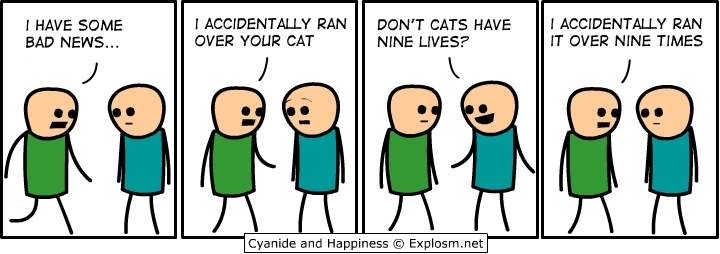 Take a guess. - Cyanide and Happiness Photo (12417777 ...