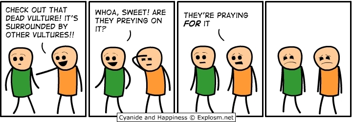 Take a guess. - Cyanide and Happiness Photo (12417895 ...