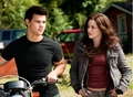 Taylor Lautner & Kristen Stewart - twilight-series photo
