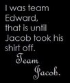 Team Jacob - team-jacob fan art