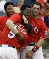 Tex Rangers win Walk-Off - texas-rangers photo