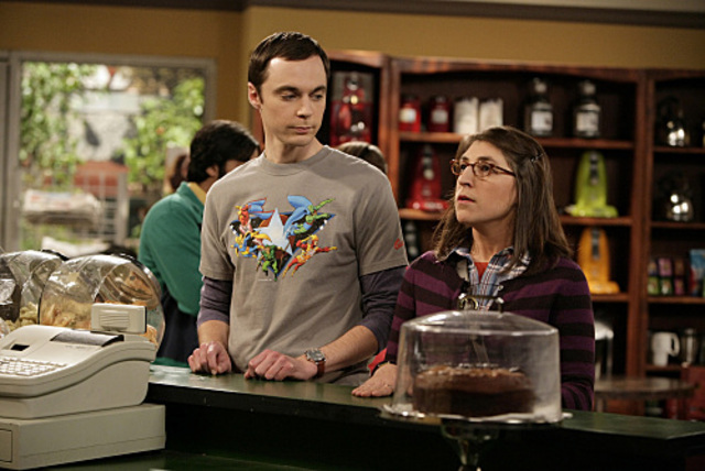 The big bang theory 3x23 online dating