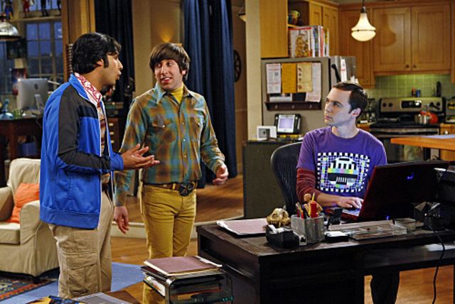 The Big Bang Theory - 3x23 - The Lunar Excitation - Promo 照片