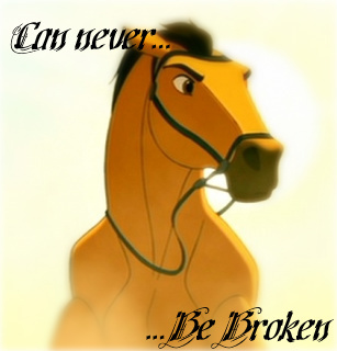 The Spirit That Can Never Be Broken... - spirit-stallion-of-the-cimarron Photo