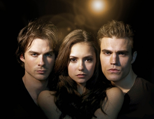 The Vampire Diaries wallpaper called The Vampire Diaries Season 2 Promo Poster